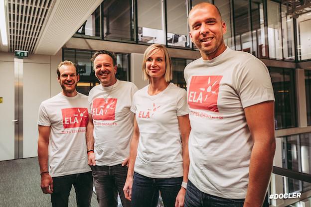 «Mets Tes Baskets dans l'Entreprise» ELA Luxembourg