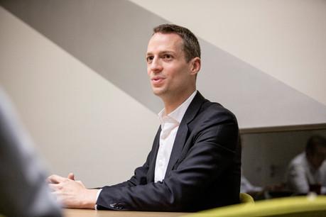 L'échevin en charge du commerce, Serge Wilmes, propose une opération qui coûtera 1,5 million à la Ville de Luxembourg. (Photo: Marc Blasius / Maison Moderne)