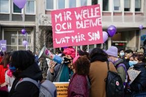 Le 8 mars est la Journée internationale des droits des femmes. ((Photo: Romain Gamba / Maison Moderne))