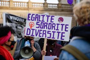 «Égalité, sororité, diversité». ((Photo: Romain Gamba / Maison Moderne))