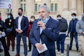 Le ministre du Travail, de l'Emploi et de l'Économie sociale et solidaire, Dan Kersch. ((Photo: Romain Gamba / Maison Moderne))