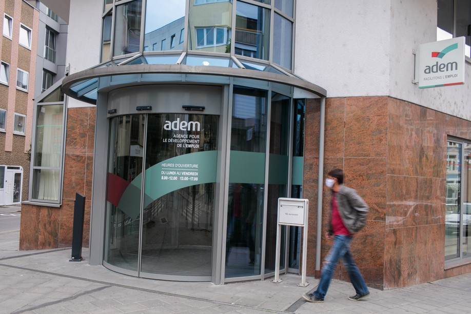 35% of all jobs posted at Adem required Luxembourgish Matic Zorman / Maison Moderne