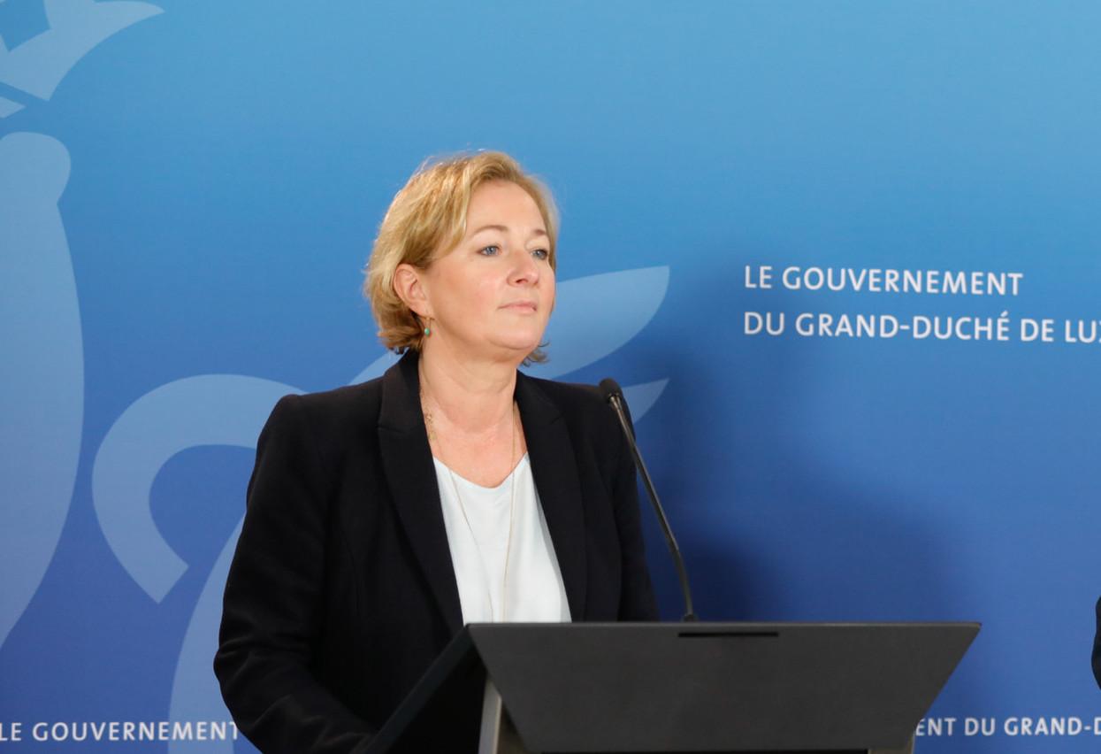 La ministre de la Santé a annoncé que 143 malades étaient actuellement hospitalisés. (Photo: Romain Gamba/Maison Moderne/Archives)