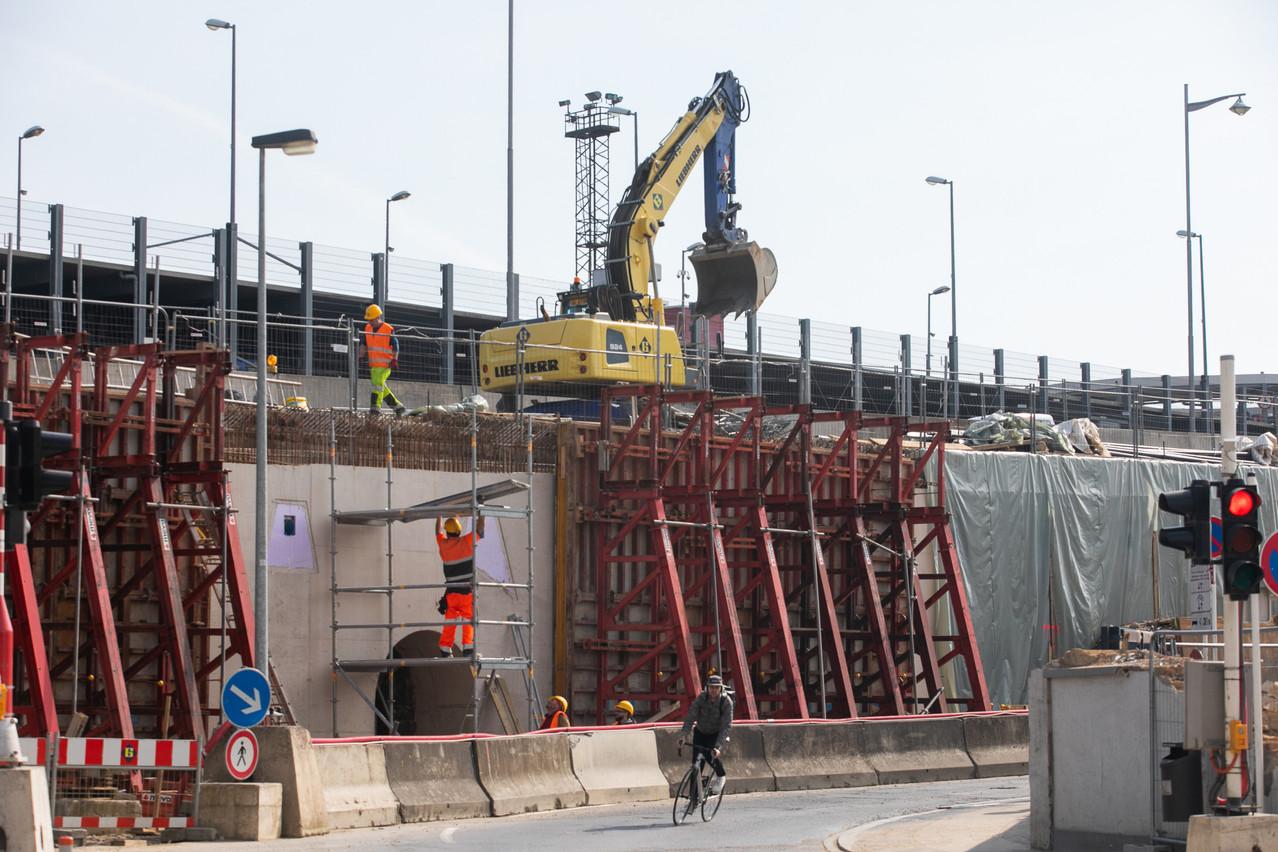 La construction est le secteur où la confiance est la plus forte au Luxembourg. (Photo: Matic Zorman / Maison Moderne)