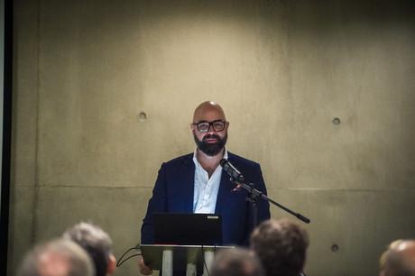 Le gouvernement a désigné RomainPoulles comme président du Conseil supérieur pour un développement durable pour la période2020-2024. (Photo: Mike Zenari/Archives)