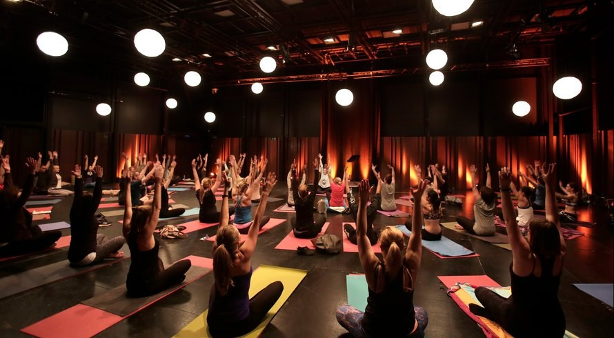Yoga Music photo Sébastien Grébille –Philharmonie