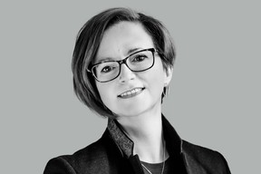 Tetyana Karpenko ((Photo: Maison Moderne))