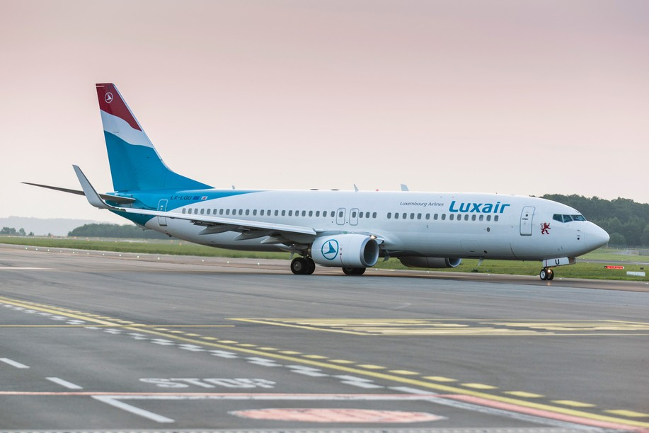 A technical problem with Luxair flight LG786 at Faro left nearly 100 Findel-bound passengers in Portugal for another 24 hours Photo: Luxair Group