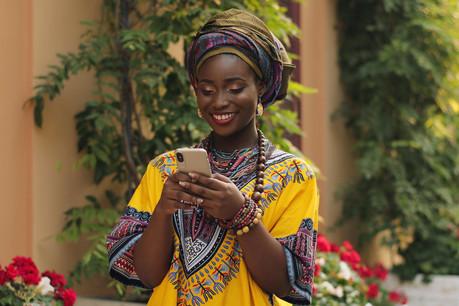 400millions d'Africains pourraient profiter de la solution d'identification de FlexFinTX, qui s'appuie sur la blockchain à la mode d'Algorand, afin de cumuler simplicité d'utilisation et impossibilité de compromettre les données. Un des 100pionniers technologiques de 2021. (Photo: Shutterstock)