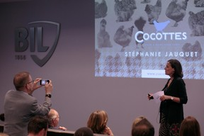 Stéphanie Jauquet (Cocottes), finaliste. ((Photo: Matic Zorman))