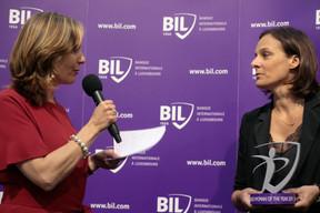 Karin Scholtes (Bil) et Stéphanie Jauquet (Cocottes). ((Photo: Matic Zorman))