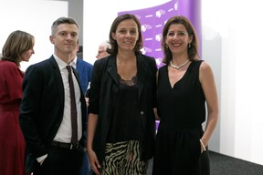 Vincent Pelletier (Bil), Stéphanie Jauquet (Cocottes) et Nadia Manzari (Schiltz & Schiltz). ((Photo: Matic Zorman))