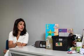 Judia Elkadi veut mettre l'accent sur les labels de durabilité de certains produits de la gamme du discounter, qui devrait franchir d'ici l'an prochain le cap des 2.000points de vente en Europe. ((Photo: Nader Ghavami/Maison Moderne))