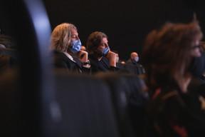 Tobiasz LEBKOWSKI (Georges Reuter Architectes) à droite ((Photo: Simon Verjus/Maison Moderne))