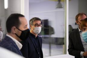 Julien Delpy (Paperjam Club) ((Photo: Simon Verjus / Maison Moderne))
