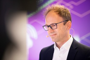 Thomas Musiolik (Accenture) ((Photo: Simon Verjus / Maison Moderne))