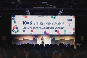 10x6 Entrepreneurship: lessons learned, lessons shared - 23.10.2019 ((Photo: Patricia Pitsch/Maison Moderne))
