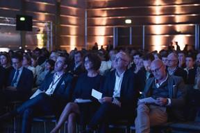Jean-Pierre Schmit (Jemmic), Amal Choury (e-Kenz), Philippe Raynaud (easySolutions) et Vincent Bechet (Inowai) ((Photo: Patricia Pitsch/Maison Moderne))
