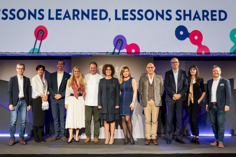 10x6 Entrepreneurship: lessons learned, lessons shared - 23.10.2019 (Photo: Patricia Pitsch/Maison Moderne)