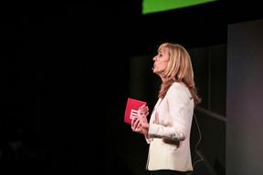 Caroline Mart (RTL Télé Lëtzebuerg) ((Photo: Patricia Pitsch / Maison Moderne))