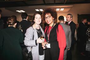 Marion Carratero et Charlotte Salanon (Wyld) ((Photo: Patricia Pitsch / Maison Moderne))