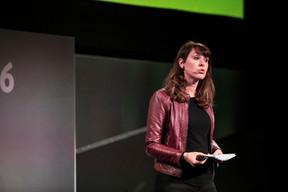 Sandra Visscher (UNICEF) ((Photo: Patricia Pitsch / Maison Moderne))