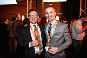 Alexander Albrecht et Morgan Gaillard ((Photo: Jan Hanrion / Maison Moderne))