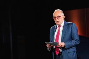 Jacques Elvinger (Elvinger Hoss Prussen) ((Photo: Jan Hanrion / Maison Moderne))