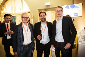 Denis Fellens (InterLycées), Daniel Sahr (Chambre de Commerce) et Christian Gutenkauf ((Photo: Jan Hanrion / Maison Moderne))