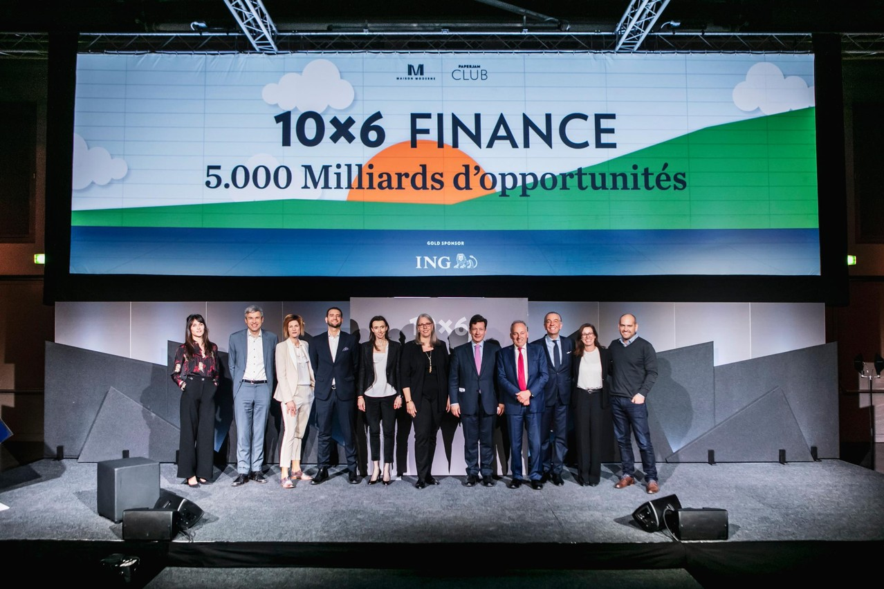 10x6 Finance - 27.02.2019 (Photo: Jan Hanrion / Maison Moderne)