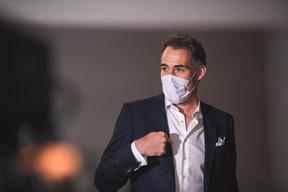 Christophe Diricks (KPMG) ((Photo: Simon Verjus/Maison Moderne))