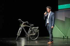 Vincent Ilardo (Reynaers Aluminium) ((Photo: Jan Hanrion / Maison Moderne))