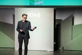 Nico Steinmetz (Steinmetzdemeyer architectes urbanistes) ((Photo: Jan Hanrion / Maison Moderne))