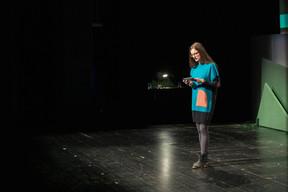Annick Elisabeth Meiers (Äerdschëff) ((Photo: Jan Hanrion / Maison Moderne))