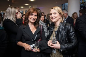 Catherine Papp (Key-Way) et Sabrina Crucifix (Hoosphère) ((Photo: Jan Hanrion / Maison Moderne))