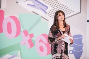 Julie Lhardit (Paperjam Club) ((Photo: Jan Hanrion/Maison Moderne))