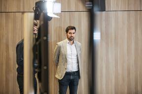 Raphaël Frank (SnT) ((Photo: Jan Hanrion/Maison Moderne))