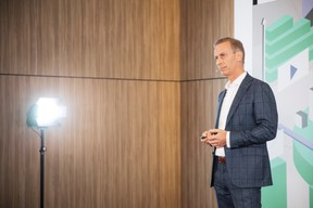 Marc Payal (Fujitsu Technology Solutions) ((Photo: Jan Hanrion/Maison Moderne))