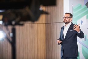 Marc Sniukas (Deloitte) ((Photo: Jan Hanrion/Maison Moderne))