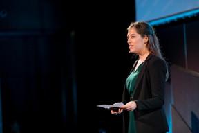 Jennifer Luca (Amundi Asset Management) ((Photo: Jan Hanrion/Maison Moderne))