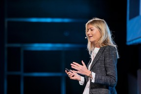 Kelly Hébert (M&G Investments) ((Photo: Jan Hanrion/Maison Moderne))