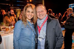 Djamila Kettab et Arnaud Maqua (Maison Moderne) ((Photo: Jan Hanrion/Maison Moderne))