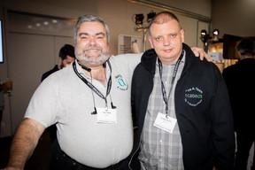 Brent Frère et Grzegorz Bylica (Abil'I.T.) ((Photo: Jan Hanrion/Maison Moderne))