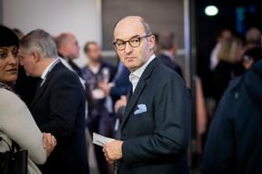 Laurent Godin (Banque International à Luxembourg) ((Photo: Jan Hanrion/Maison Moderne))