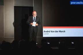 André Von Der Marck (Luxtram) ((Photo: Simon Verjus/Maison Moderne))