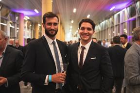 Gauthier Schmitt (ING Luxembourg) à droite ((Photo: Simon Verjus/Maison Moderne))
