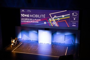 10x6 Mobilité - 18.09.2019 ((Photo: Patricia Pitsch/Maison Moderne))
