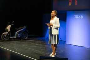 Tamy Ribeiro (Wunder Mobility) ((Photo: Patricia Pitsch/Maison Moderne))