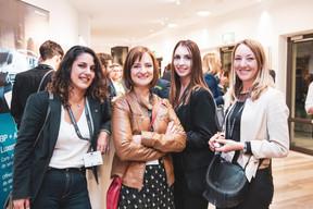 Chloé Jestin, Cathy Klein, Cinzia Rossetti (Leaseplan), Marie-Pierre Repplinger (Merbag) ((Photo: Patricia Pitsch/Maison Moderne))