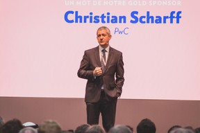Christian Scharff (PwC) ((Photo: Lucie von Lucilin))